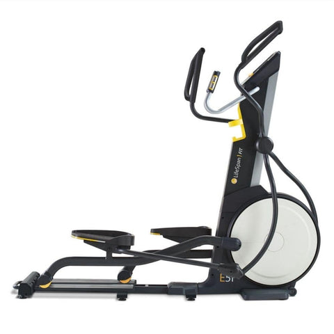 LifeSpan Fitness E5i Commercial Elliptical Trainer Side View
