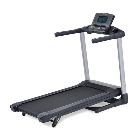 LifeSpan Fitness TR2000i Folding Treadmill 3D View