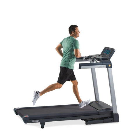 Image of LifeSpan Fitness TR5500i Folding Treadmill 3D View