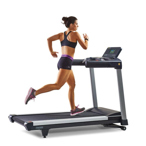 LifeSpan Fitness TR6000i Light-Commercial Treadmill 3D View Running