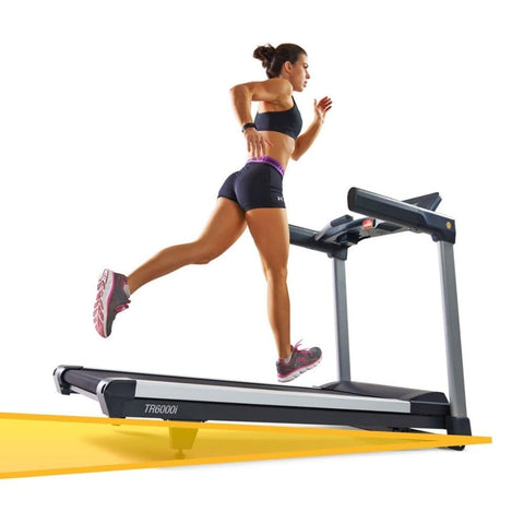 LifeSpan Fitness TR6000i Light-Commercial Treadmill Decline Wedge Figure 1