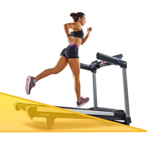 LifeSpan Fitness TR6000i Light-Commercial Treadmill Decline Wedge Figure 2