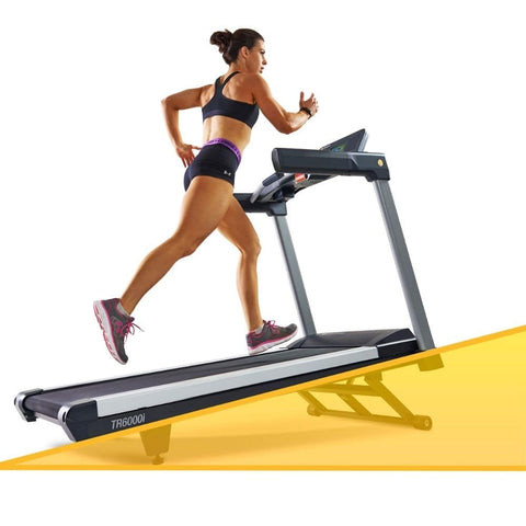 LifeSpan Fitness TR6000i Light-Commercial Treadmill Incline Wedge