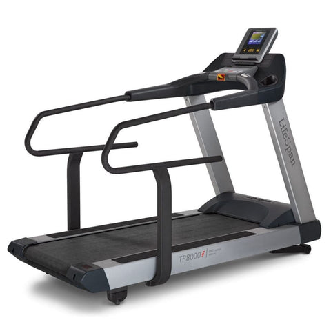 Image of LifeSpan Fitness TR8000i Rehabilitation Treadmill 3D View