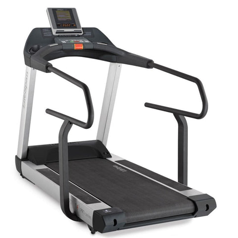 Image of LifeSpan Fitness TR8000i Rehabilitation Treadmill Rear Side View