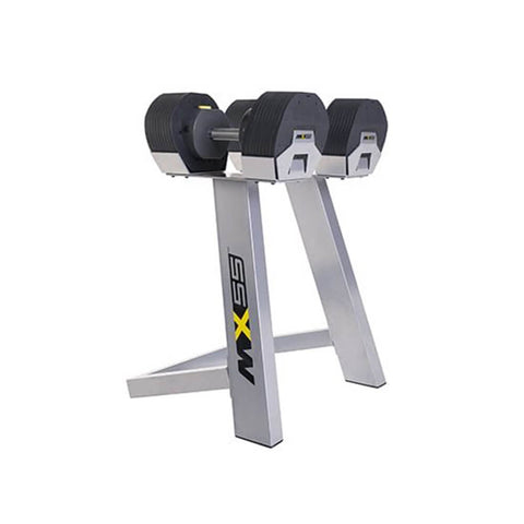 Image of MX Select MX55 Adjustable Dumbbells 3D View