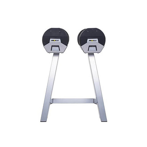 MX Select MX55 Adjustable Dumbbells Front View