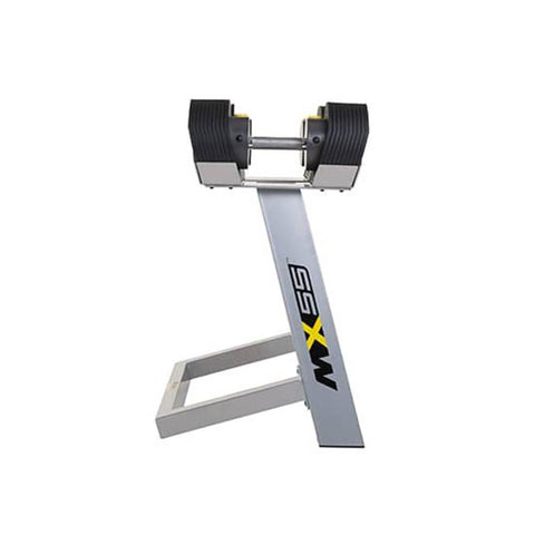 MX Select MX55 Adjustable Dumbbells Side View