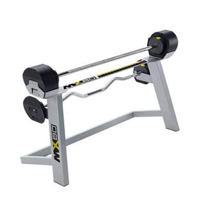 MX Select MX80 Adjustable Barbell & EZ Curl Bar 3D View