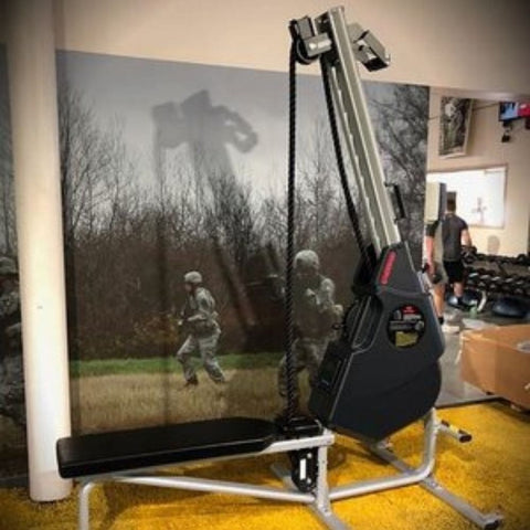 Image of Marpo Kinetic VMX MULTI MODE Rope Trainer 3D View