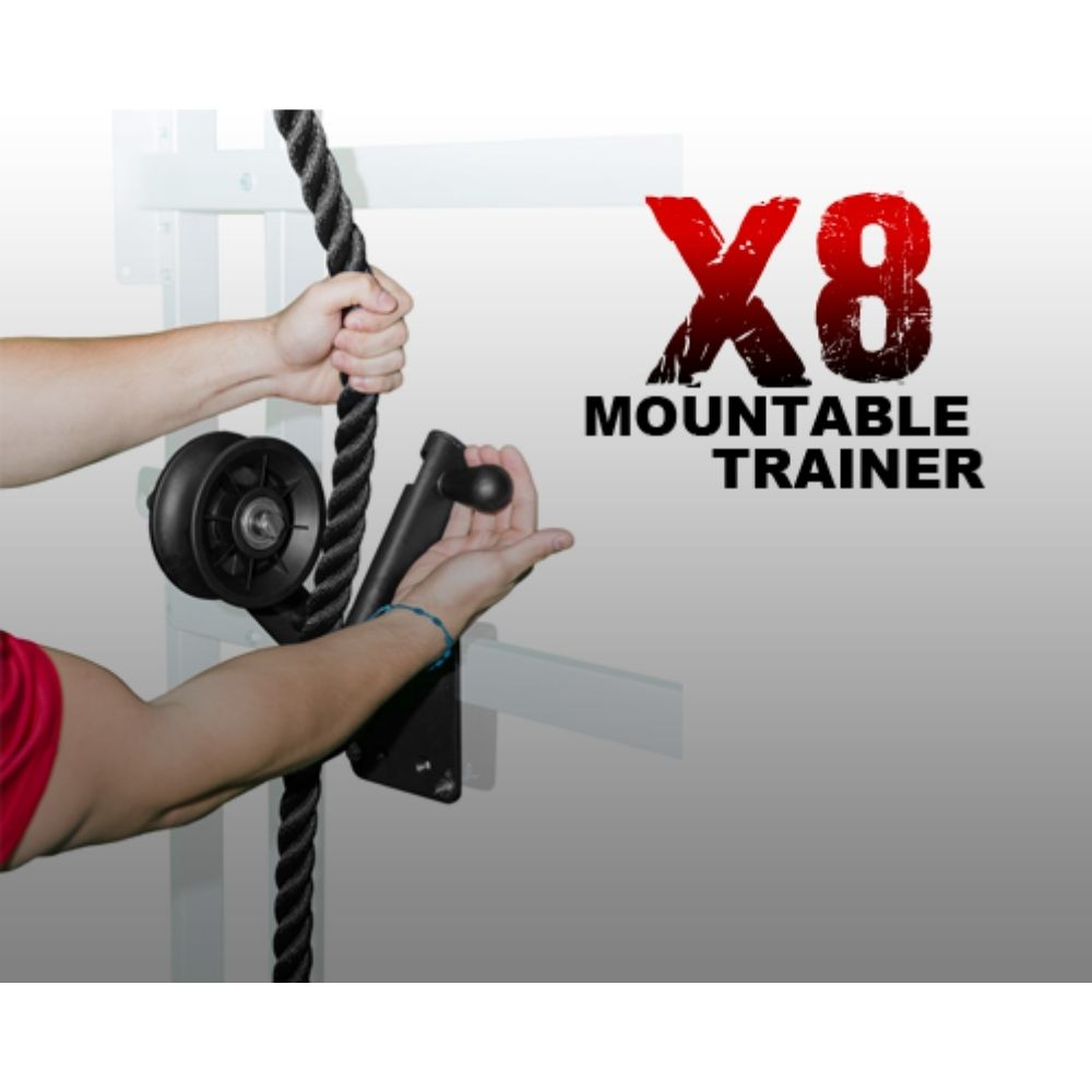 Marpo Kinetic X8 MOUNTABLE Rope Trainer Close Up