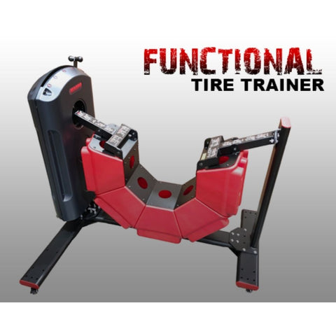Marpo Kinetics Functional Tire Trainer 3D View