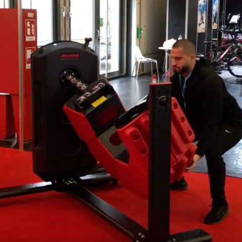 Image of Marpo Kinetics Functional Tire Trainer Lifting