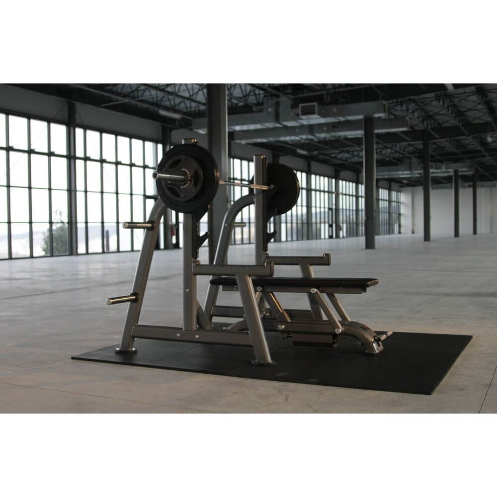 Maxx Bench Olympic Bench Rack Combo