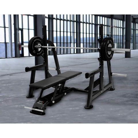 Image of Maxx Bench Olympic Bench Rack Combo