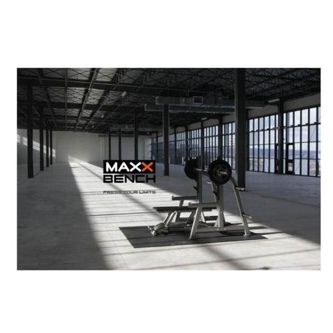 Image of Maxx Bench Olympic Rack MAXX-5547 Brand