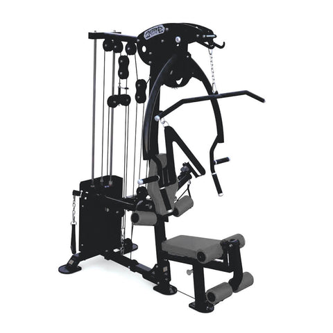 Muscle D Compact Single Stack Gym MDM-1CSSM 3D View