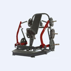 Muscle D Elite Leverage LCDP Chest _ Decline Press 3D View