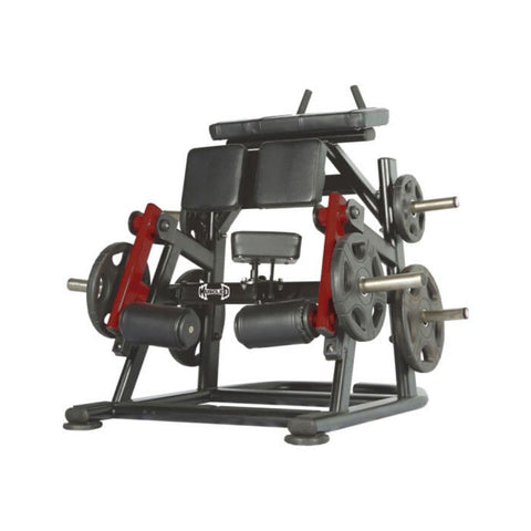 Muscle D Elite Leverage LKLC Kneeling Leg Curl 3D View