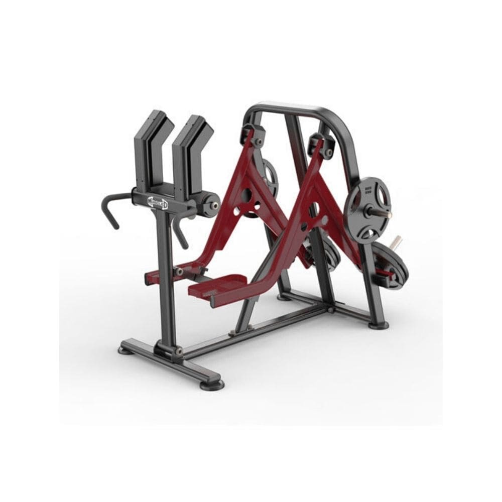 Muscle D Elite Leverage LSST Sprint _ Strider Trainer 3D View