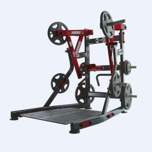 Muscle D Elite Leverage Standing Single Arm Row LSSAR 3D View