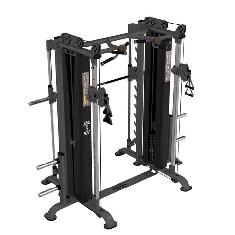 Image of Muscle D MDM-DPSM Dap_Smith Machine Combo 3D View