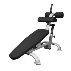 Muscle D Fitness BM-ADB Adjustable Decline Bench 3D View