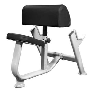 Muscle D Fitness BM-PCB Preachers Curl Bench 3D View