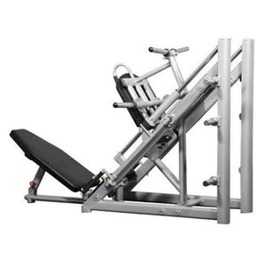 Muscle D Fitness MD-LPM 45 Degree Linear Leg Press 3D View