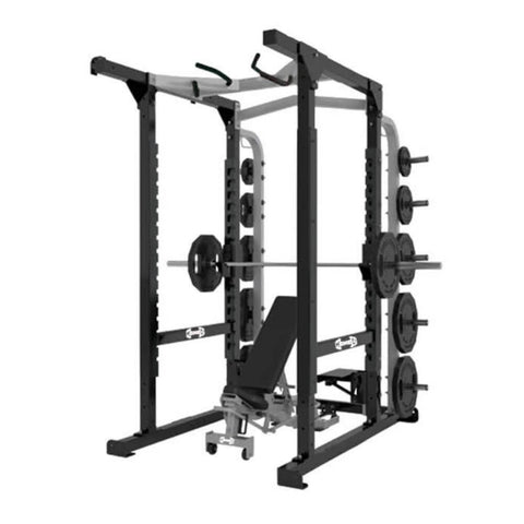 Muscle D Fitness MD-PC Power Cage 3D View