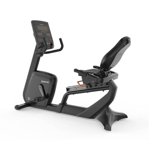 Muscle D Fitness MD-RB Commercial Recumbent Bike 3D View