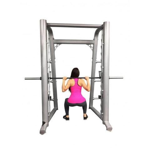 Muscle D Fitness MD-SM93 93_ Smith Machine Back View Squat