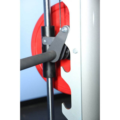 Muscle D Fitness MD-SM93 93_ Smith Machine Hook Close Up