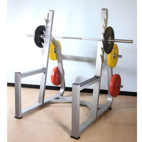 Muscle D Fitness MD-SR Squat Rack 3D View