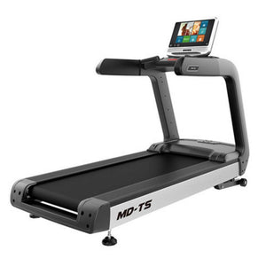 Muscle D Fitness MD-TS Touch Screen Treadmill 3D View
