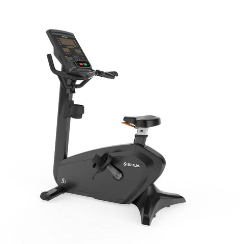 Muscle D Fitness MD-UB Commercial Upright Bike 3D View