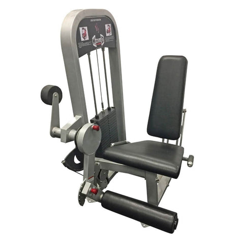 Image of Muscle D Fitness MDC-1005 Classic Line Leg Extension Front View