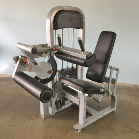 Muscle D Fitness MDC-1006 Classic Line Seated Leg Curl 3D View