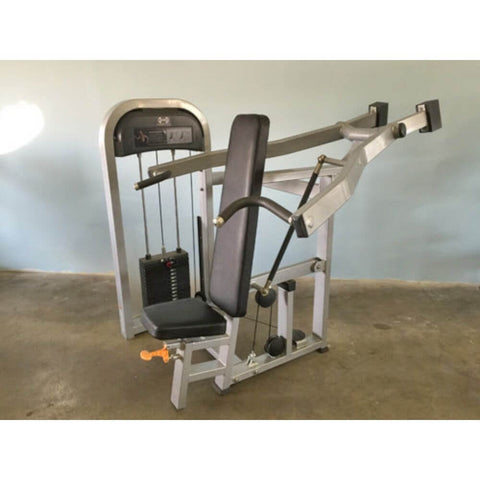 Image of Muscle D Fitness MDC-1007 Classic Line Shoulder Press 3D View