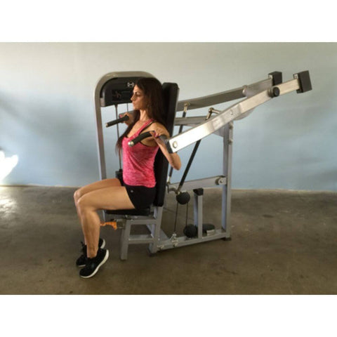 Image of Muscle D Fitness MDC-1007 Classic Line Shoulder Press Down