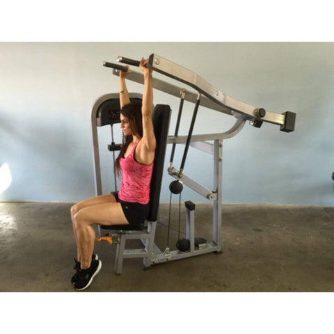 Image of Muscle D Fitness MDC-1007 Classic Line Shoulder Press Up