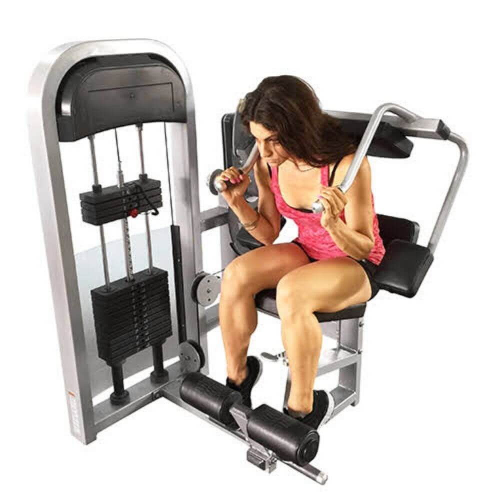 Muscle D Fitness MDC-1008 Classic Line Abdominal Crunch Bend