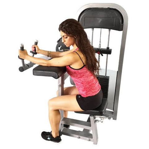 Muscle D Fitness MDC-1011 Classic Line Tricep Extension Side View