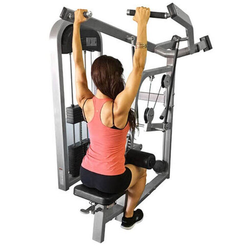 Image of Muscle D Fitness MDC-1013 Classic Line Lat Pulldown Upward