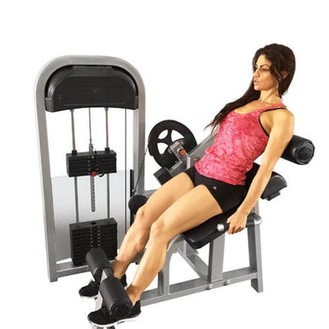 Muscle D Fitness MDC-1016 Classic Line Back Extension Straight Body