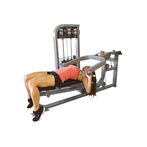 Muscle D Fitness MDD-1001 Dual Function Line Multi Press Combo 3D View Bench Press