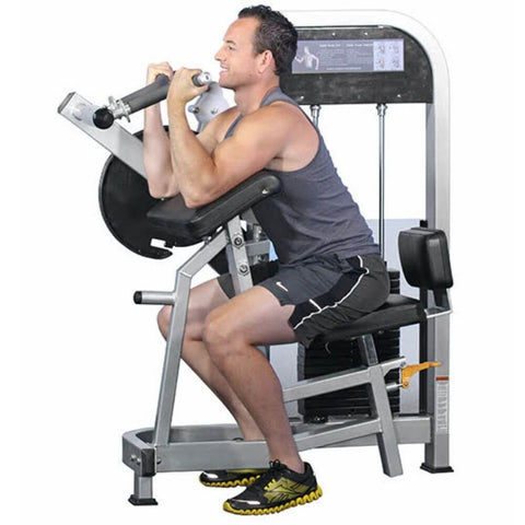 Muscle D Fitness MDD-1002 Dual Function Line Bicep_Tricep Combo Side View Bicep Curl