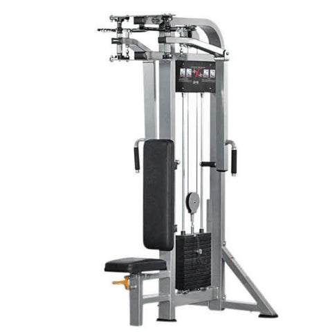 Image of Muscle D Fitness MDD-1003 Dual Function Line Pec Deck_Rear Delt Combo 3D View