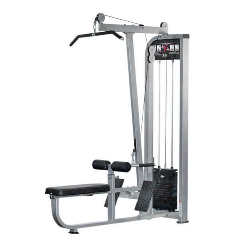 Muscle D Fitness MDD-1004 Dual Function Line Lat_Low Row Combo 3D View