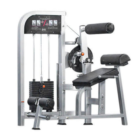 Image of Muscle D Fitness MDD-1005 Dual Function Line Ab_Back Combo 3D View